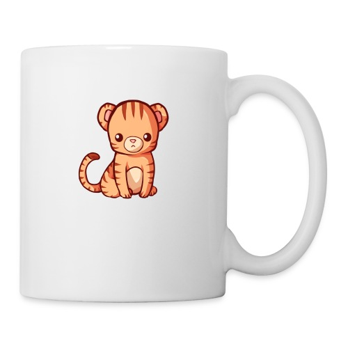 BlehhhhNation Tiger Kawaii - Coffee/Tea Mug