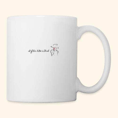 I film like a Girl - Coffee/Tea Mug