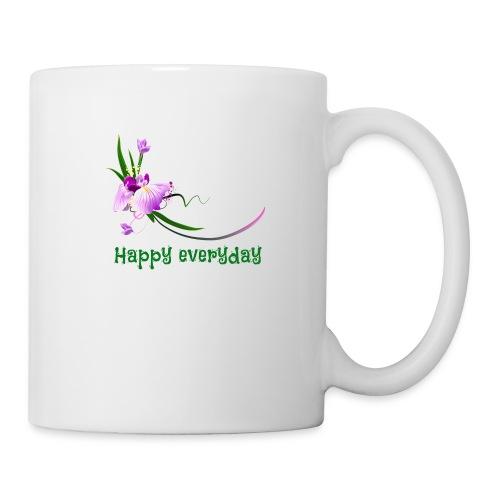 happy everyday - Coffee/Tea Mug