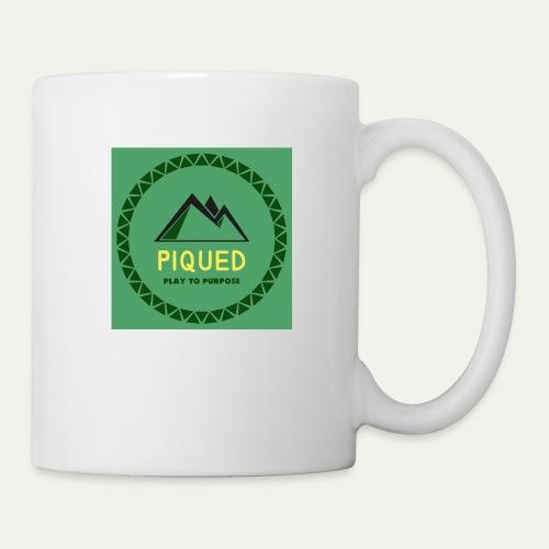 Piqued - Coffee/Tea Mug