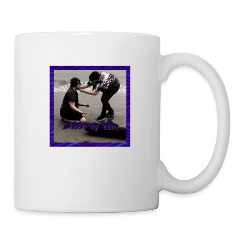 I lost my son! - Coffee/Tea Mug