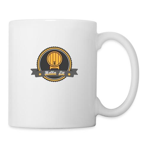 Hella Lit 2K18 - Coffee/Tea Mug