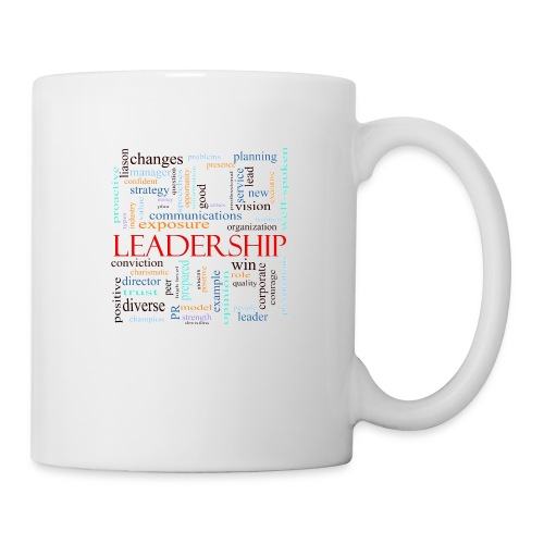 Leadership WORDLE - Coffee/Tea Mug
