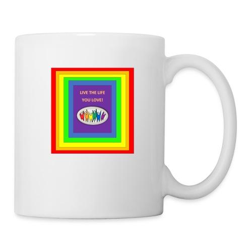 LIVE YOUR LIFE - Coffee/Tea Mug