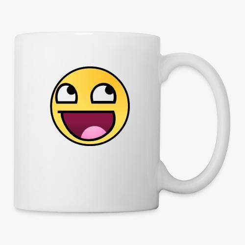 lol face - Coffee/Tea Mug