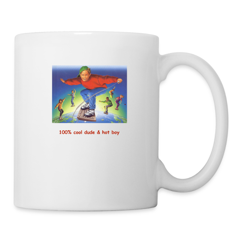 hot boy t-shirt - Coffee/Tea Mug