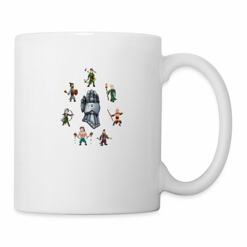 Watchers Over the Fallen - Coffee/Tea Mug