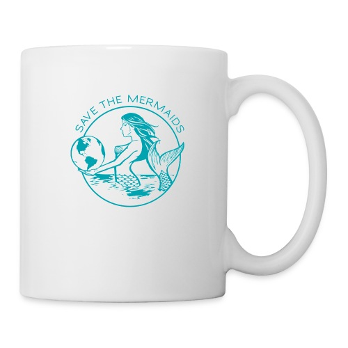 Save the mermaid - Coffee/Tea Mug