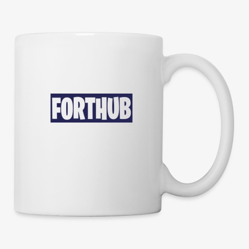 FORTHUB MERCH - Coffee/Tea Mug