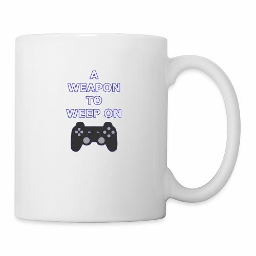 A Weapon to Weep On - Coffee/Tea Mug
