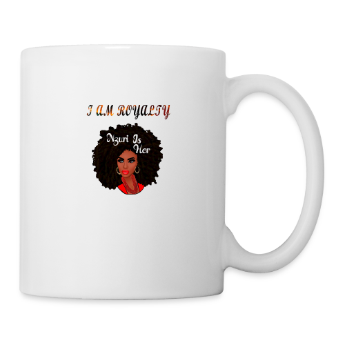 i am royalty design - Coffee/Tea Mug