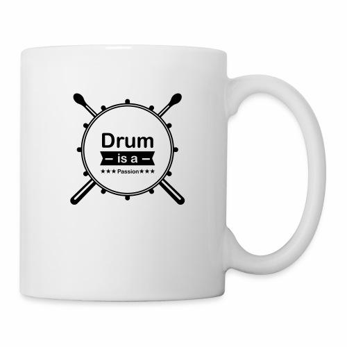 drum is passion - Coffee/Tea Mug