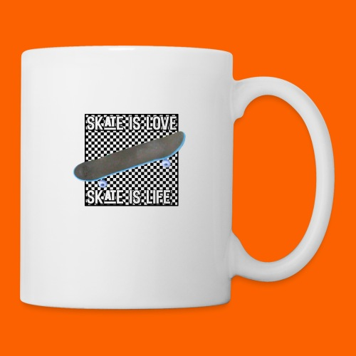 SK8 is Love - Coffee/Tea Mug