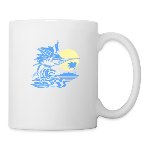 Sailfish - Coffee/Tea Mug