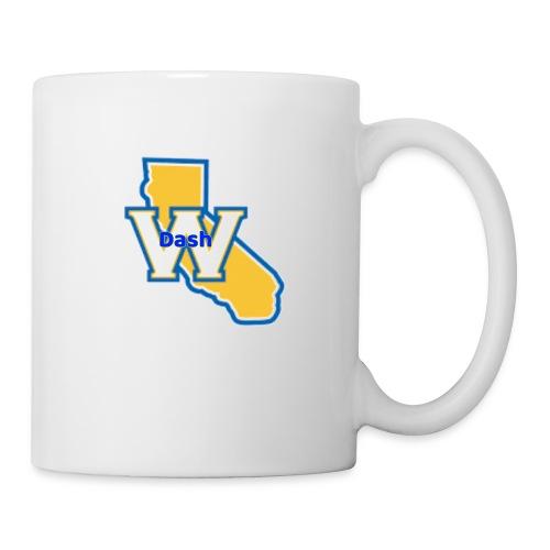 Original ChrisDash Emblem - Coffee/Tea Mug