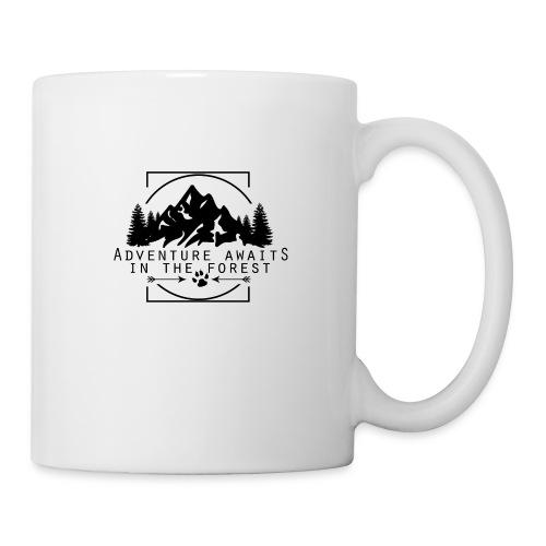 Adventure Awaits - Coffee/Tea Mug
