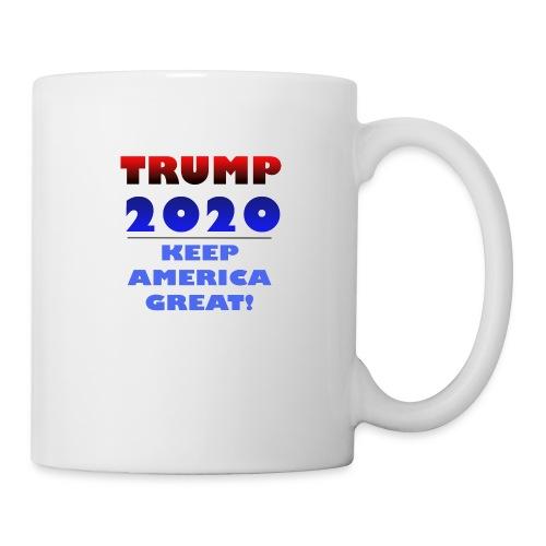 Trump 2020 Keep America Great - Coffee/Tea Mug