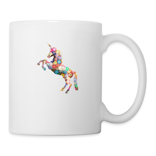 beatiful unicorn - Coffee/Tea Mug