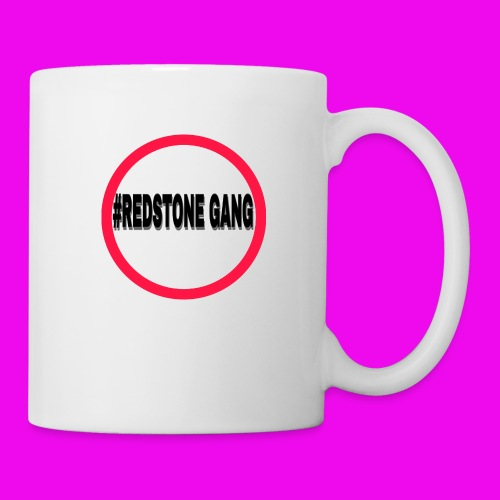 #REDSTONE GANG - Coffee/Tea Mug