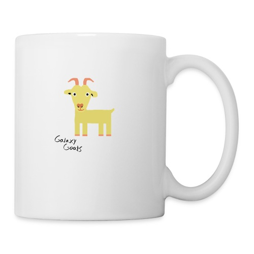 Limited Edition Galaxy Goats Merch - Coffee/Tea Mug
