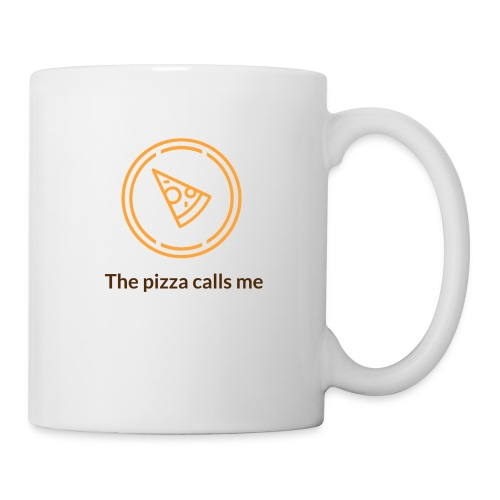 pizza lover's - Coffee/Tea Mug