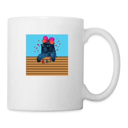 Hello Bella! - Coffee/Tea Mug