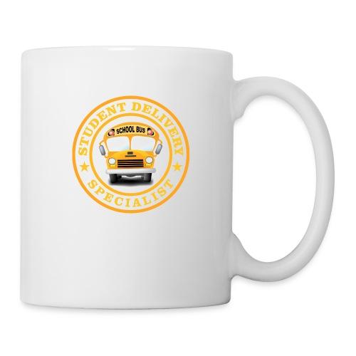SCHOOL BUS DRIVER STUDENT DELIVERY SPECIALIST - Coffee/Tea Mug