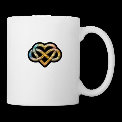 Polyamory Infinity Heart - Coffee/Tea Mug