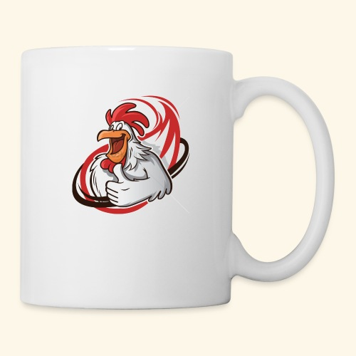 cartoon chicken with a thumbs up 1514989 - Coffee/Tea Mug