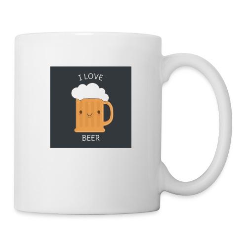 i love beer - Coffee/Tea Mug