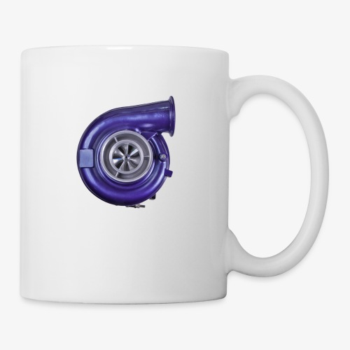 Blue Turbo Boost - Coffee/Tea Mug