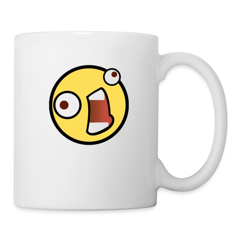 fear Emoticon - Coffee/Tea Mug