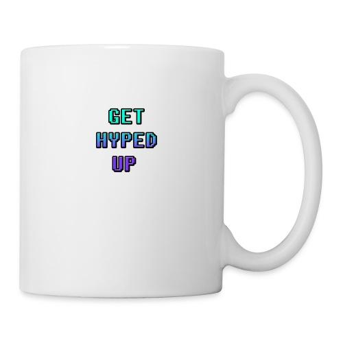 GET HYPED UP - Coffee/Tea Mug