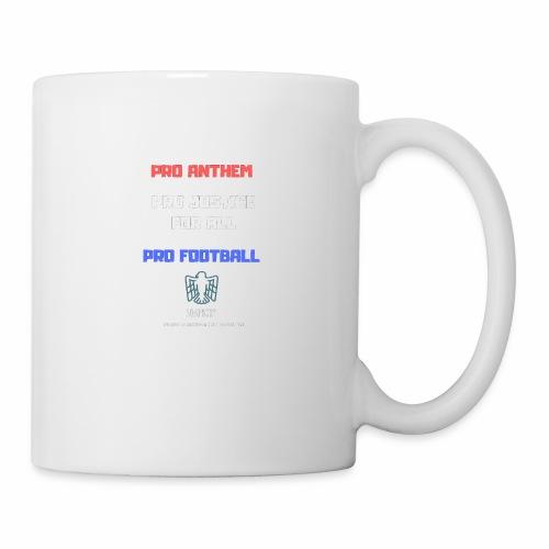 Pro Football Tee and Hoodie - Coffee/Tea Mug
