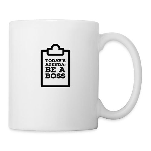 Agenda: Boss - Coffee/Tea Mug