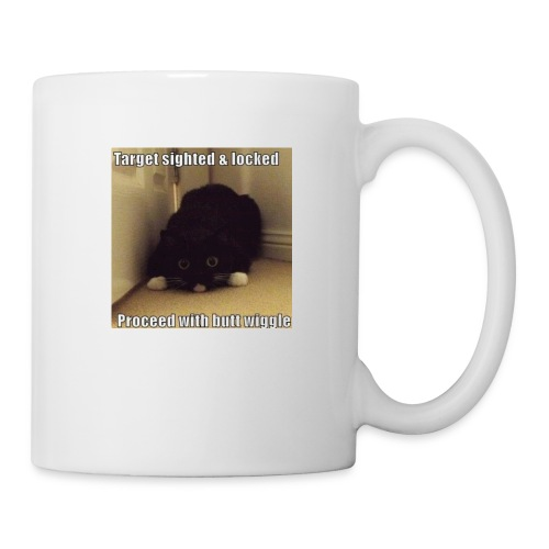 Cat Attack - Coffee/Tea Mug