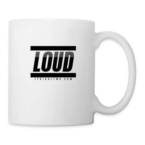 LOUD - Coffee/Tea Mug