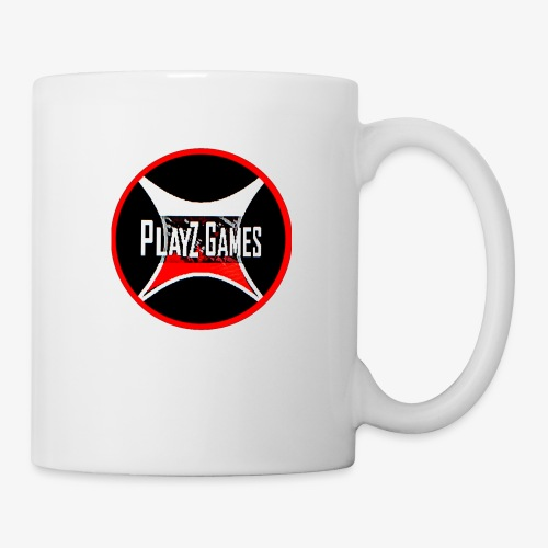 X PlayZ Games - Coffee/Tea Mug