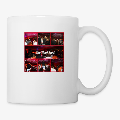 The Hook God - Coffee/Tea Mug