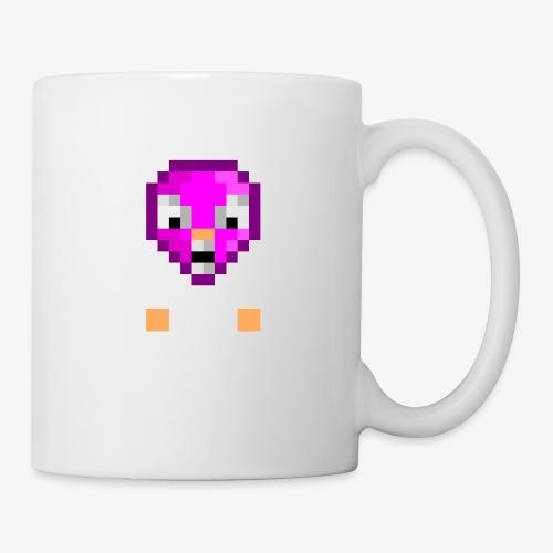 Ouaglo Icon (PURPLE) - Coffee/Tea Mug