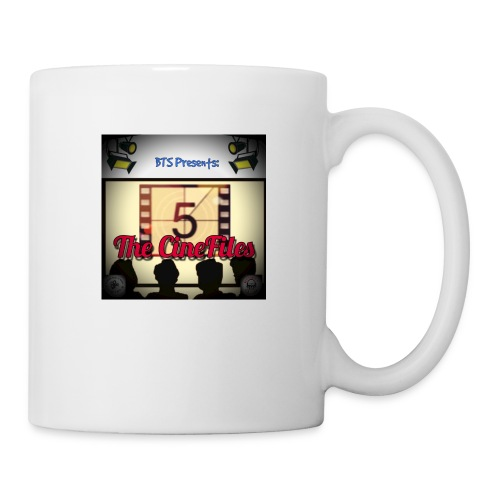 CineFiles - Coffee/Tea Mug