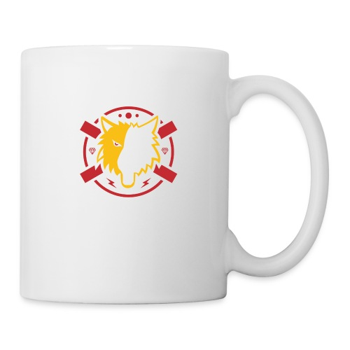 AktifWolf RedX - Coffee/Tea Mug