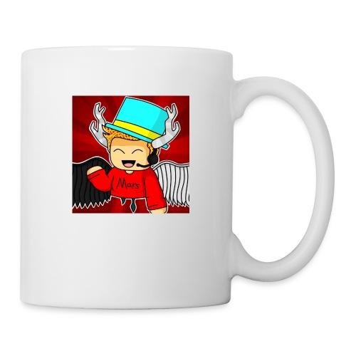 MarsPlayz Logo Merch - Coffee/Tea Mug