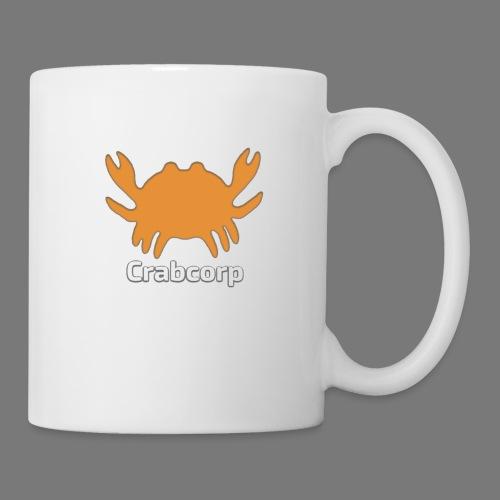 Crabcorp (Orange Logo) - Coffee/Tea Mug