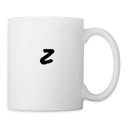 """Premium Zen07 """"Z"""" Logo - Coffee/Tea Mug"""