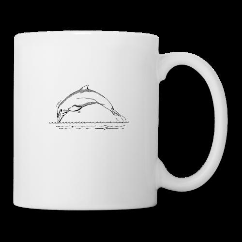 Dauphins - Coffee/Tea Mug