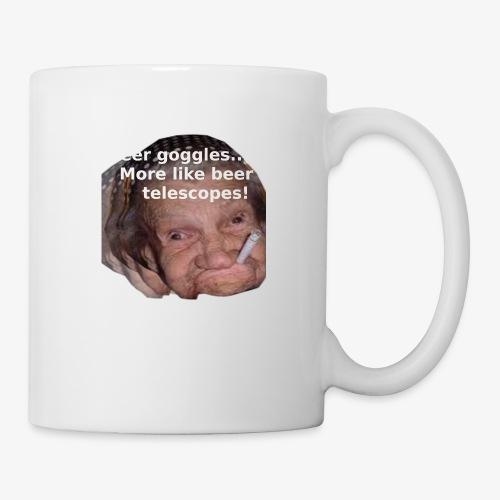 Beer Telescopes - Coffee/Tea Mug