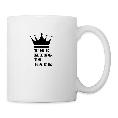 King T-Shirt - Coffee/Tea Mug