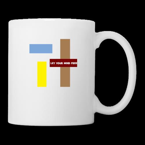 Let your mind free. - Coffee/Tea Mug