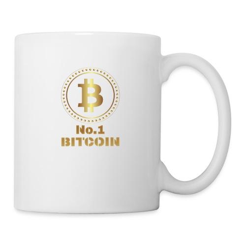 Bitcoin Shirt Present I Krypto Money Corrupt Money - Coffee/Tea Mug